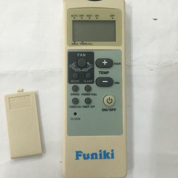 Khiển/remote điều hoà FUNIKI ( mẫu 1)