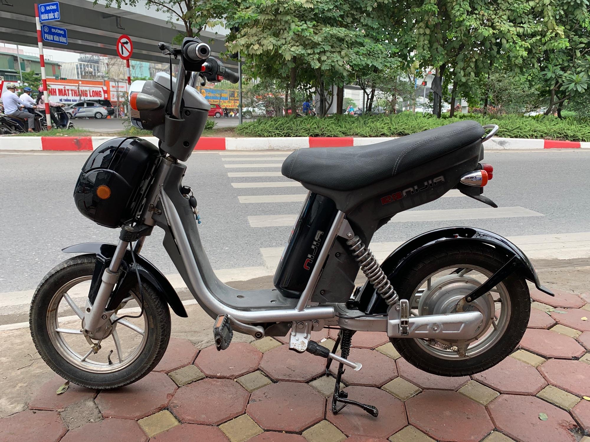 Mua Xe đạp điện Nijia cũ