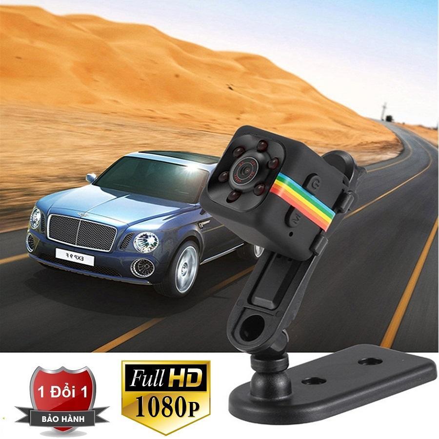 Camera Mini SQ11 Full HD 1080P - Camera ra hành trình siêu nhỏ