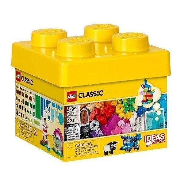 Mã Khuyến Mãi Khi Mua Đồ Chơi LEGO Classic Sáng Tạo 10692