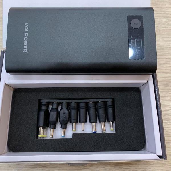 Bảng giá Sạc dự phòng cho laptop VolPower P75 - 20.100MA/h Phong Vũ