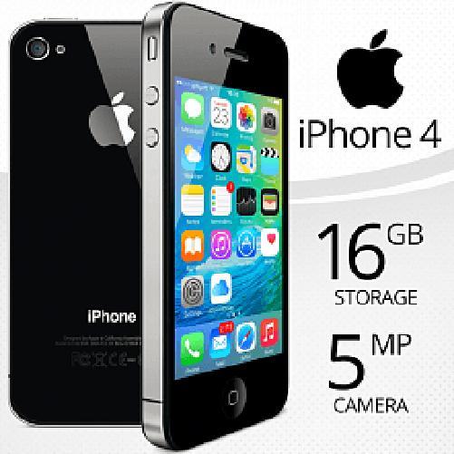 Điện thoại iphon 4 cảm ứng 16gb quốc tế zin pin khủng giá rẻ