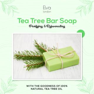 Tea Tree Bar soap 30g thumbnail