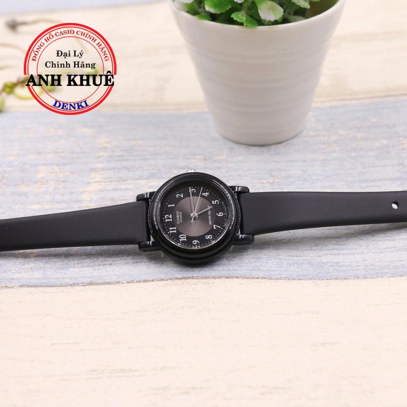 Đồng hồ nữ dây nhựa Casio Standard Anh Khuê LQ-139AMV-1B3LDF nhỏ xinh