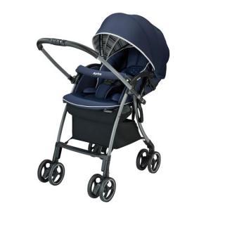 Xe đẩy trẻ em Aprica Luxuna Cushion cho bé từ 0-3 tuổi (cân nặng tối đa 15kg) thumbnail