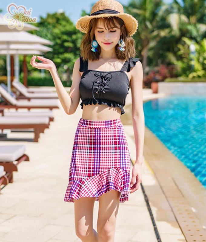 Nơi bán Áo Tắm Kiểu Croptop AT097 Mai Hoa