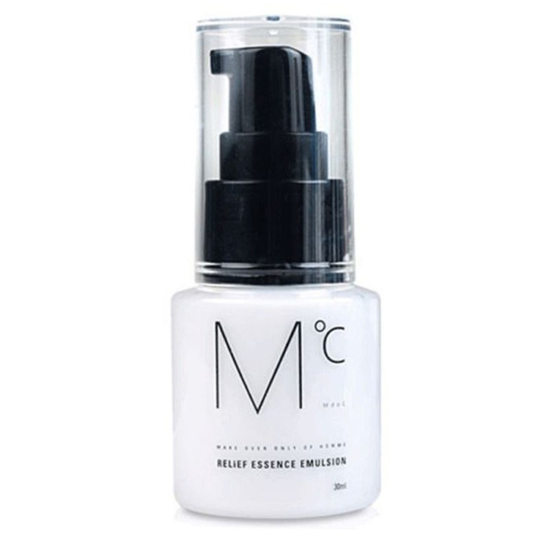 Tinh chất dưỡng ẩm cho Nam MdoC Relief Essence Emulsion - Dưỡng ẩm dành cho da khô - 30ml