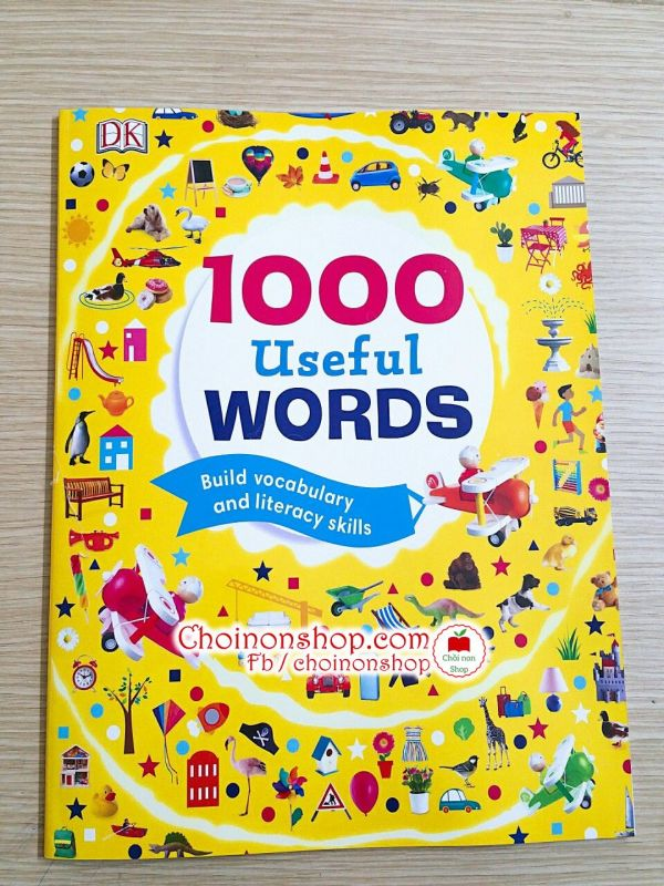 Sách 1000 USEFUL WORDS CKM30