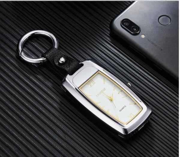Đồng hồ siêu đa năng tích hợp nhiều chức năng - Bật lửa - La bàn - Móc khóa - MK đồng hồ bán chạy