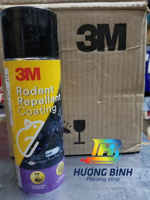 Chai xịt đuổi chuột 3M - Rodent Repellant Coating