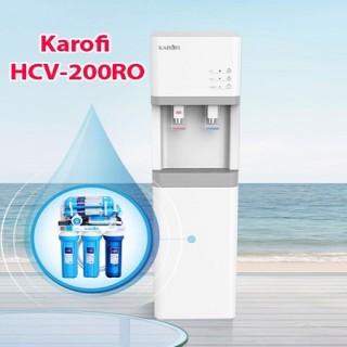 [Trả góp 0%]CÂY NƯỚC NÓNG LẠNH KAROFI HCV200RO thumbnail