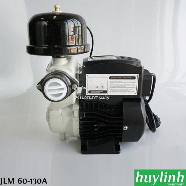 Máy bơm nước tăng áp tự đông JLM 60-130A - Nước nóng