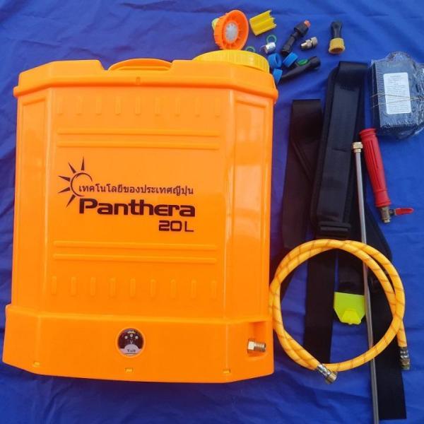 Bình xịt điện panthera 20 lít bơm đôi