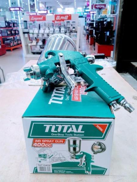 Dụng cụ phun sơn TOTAL TAT10402 400cc