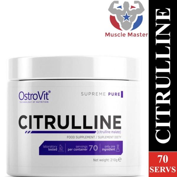 Thực Phẩm Bổ Sung Ostrovit Citrulline Malate 210g