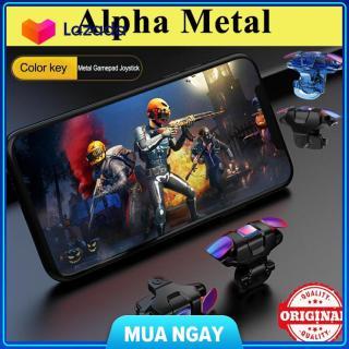 Nút bắn Pubg Alpha Metal - Nút bấm Pubg Mobile Trigger Alpha Metal thumbnail