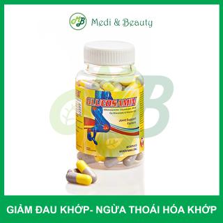 Viên uống hỗ trợ xương khớp,viêm khớp - Glucosamin -chai 60 viên thumbnail