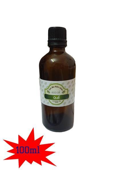 100ml Tinh dầu quế thơm phòng Eco oil