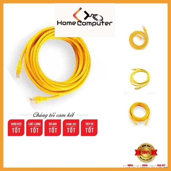 Bảng giá Dây cáp mạng Internet, dây lan bấm sẵn 2 đầu dài 1.5m, 3m, 5m Home Computer Phong Vũ