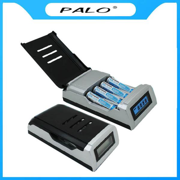 Bộ sạc pin AA thông minh và pin AA 3000mAh - PALO (có lựa chọn mua lẻ)