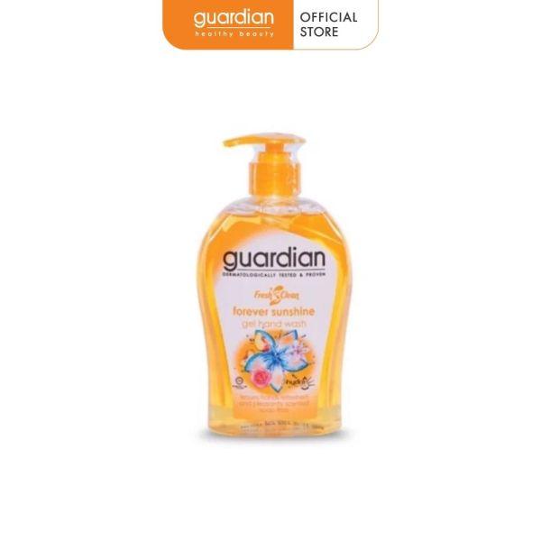 Gel rửa tay Guardian Fresh Clean Forever Sunshine 500ml cao cấp