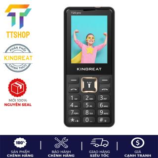 Điện thoại Kingreat T20 Pro 2 Sim 2 sóng, Pin khủng ,Loa to ,Màn 2.4 - Mới 100% - Hàng chính hãng thumbnail
