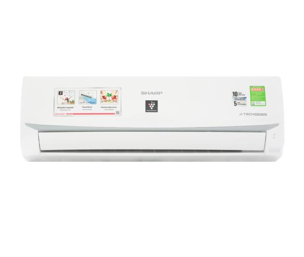 Bảng giá Máy lạnh Sharp Inverter 1.5 HP AH-XP13WMW (2019) - Loại máy:Điều hoà 1 chiều (chỉ làm lạnh) - Chế độ làm lạnh nhanh:Powerful Jet - Lọc bụi, kháng khuẩn, khử mùi:Công nghệ lọc không khí Plasmacluster ion