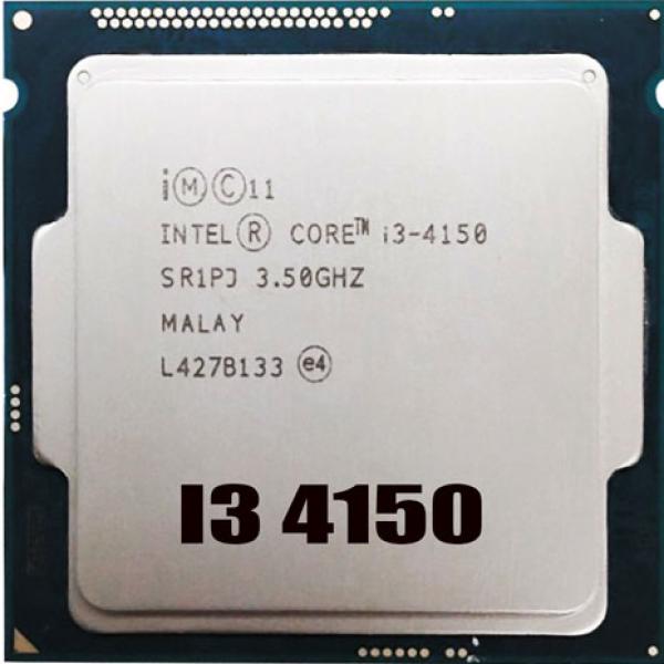 Bảng giá Bộ vi xử lý Intel® Core™ i3-4150 (3M bộ nhớ đệm, 3.5 GHz) Phong Vũ