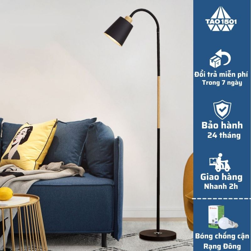 Bảng giá Đèn Cây Decor Trang Trí Nội Thất Phòng Khách Phòng Ngủ. Tặng Kèm Bóng LED