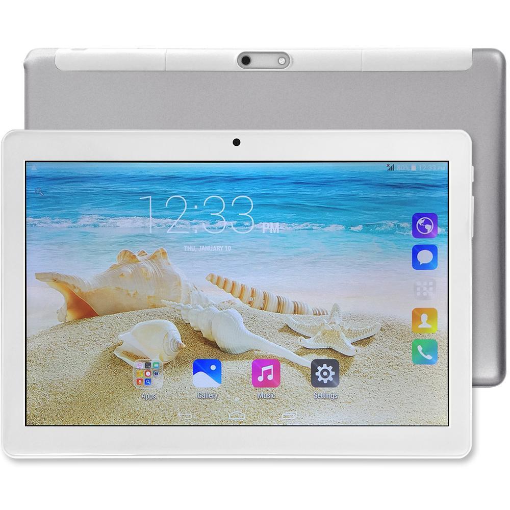 Giá Quá Tốt Để Có [Giá Hủy Diệt, Miễn Ship] Máy Tính Bảng 10.1 Inch ROM 64G Chip 8 Nhân Android Tablet 3G , Wifi, Chơi Game Liên Quân