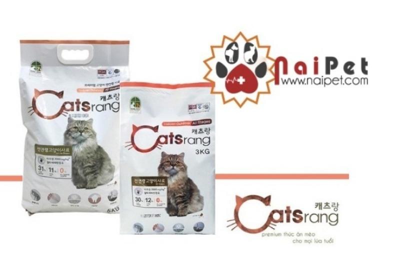 Thức Ăn Hạt Khô Cho Mèo Cats Eye