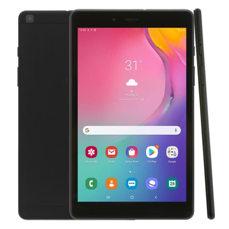 [HÀNG CHÍNH HÃNG] Máy tính bảng Samsung Galaxy Tab A8 T295 (2019) ROM 32GB RAM 2GB 2019 Đen - Màn hình 8 inch + Pin 5100 mAh. Máy mới 100%, nguyên seal. chính hãng