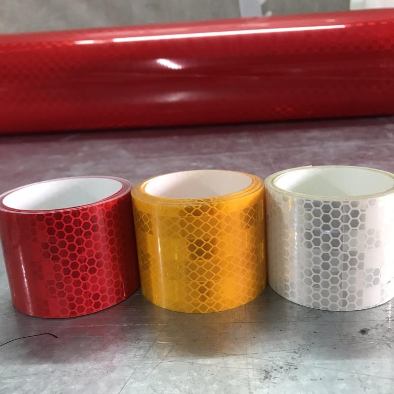 Decal phản quang  nhãn hiệu 3M cuộn 1cm