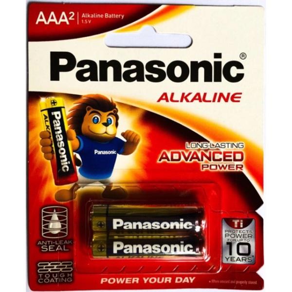 Pin AAA Panasonic Ankaline Vua Năng Lượng