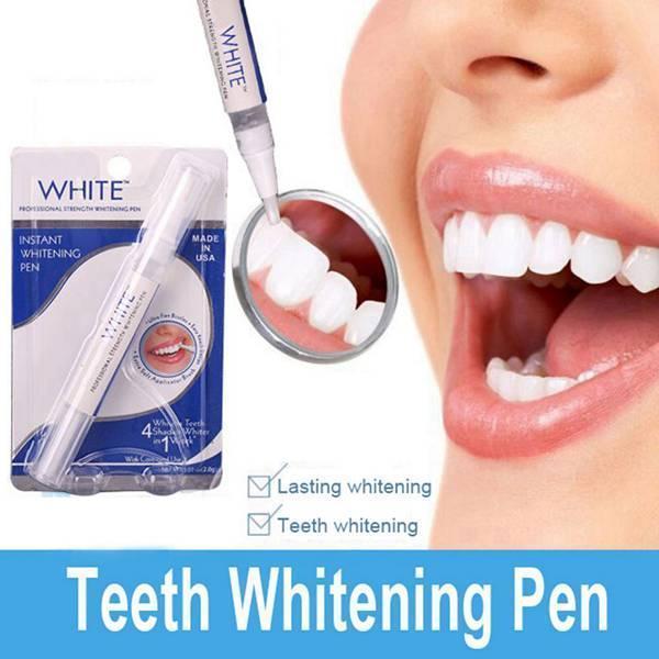 Bút tẩy trắng răng Dazzling White  - Tẩy Trắng Răng Siêu Hiệu Quả Đem Lại Hàm Răng Trắng Sáng - Dazzling Whitening Pen