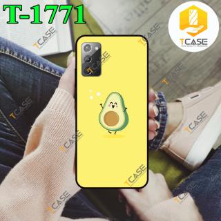 [HCM]Ốp lưng SamSung Galaxy Note 20 in hình Trái Bơ Cute thumbnail