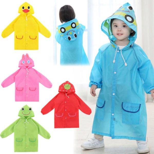 Giá bán ÁO MƯA TRẺ EM HÌNH THÚ, Áo mưa trẻ em cao cấp hình thú đáng yêu cho bé, Áo mưa hình thú ngộ nghĩnh cho bé, Áo mưa thời trang cho bé hình thú,