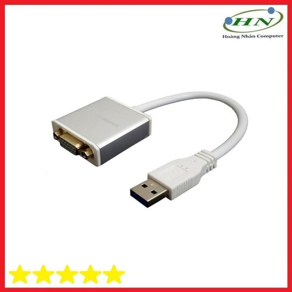 Bảng giá Cáp USB ra VGA 3.0 Kingmaster KM010 Phong Vũ