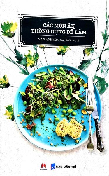 Fahasa - Các Món Ăn Thông Dụng Dễ Làm