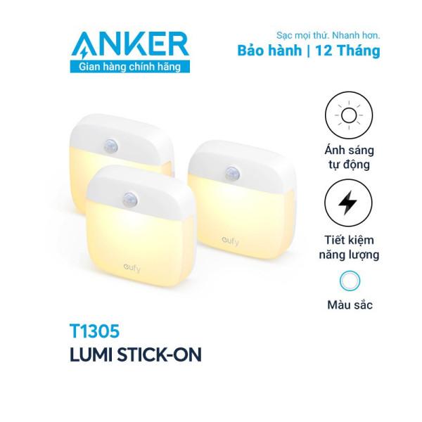 Bảng giá [Anker Việt Nam] Bộ 3 đèn Eufy Lumi Dual-bright, 0.2W - T1305 đèn thông minh cảm biến chuyển động