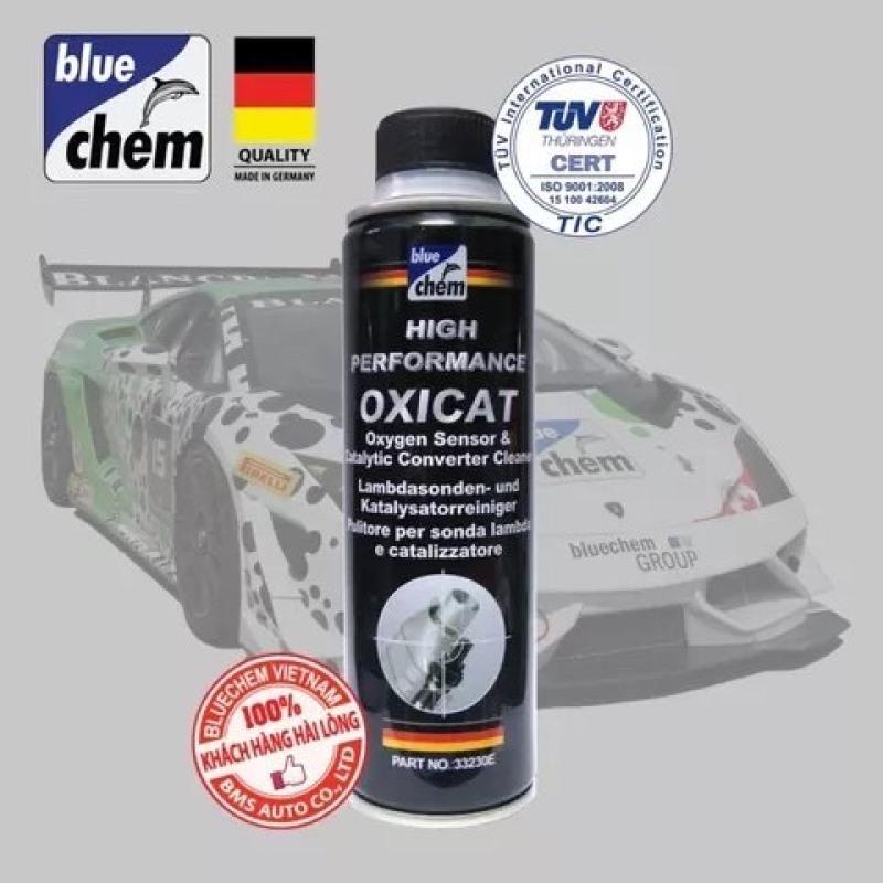 Vệ sinh cảm biến oxy và catalytic ô tô Bluechem 300ml