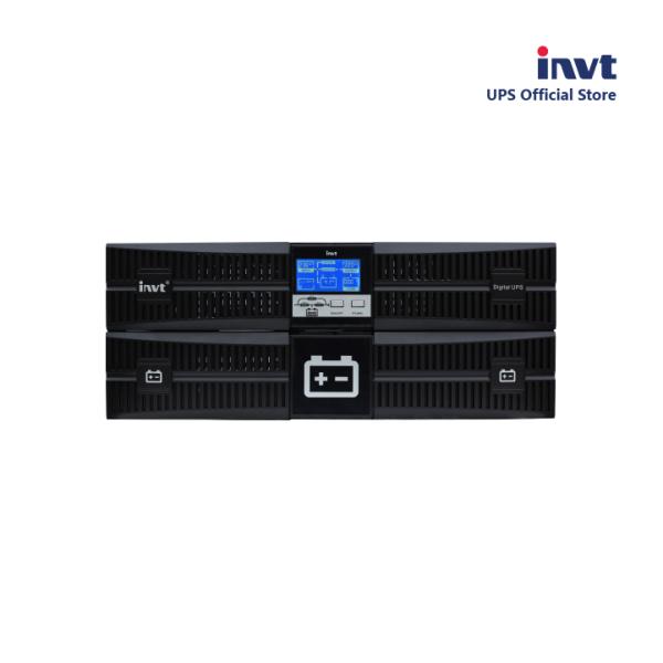 Bảng giá Bộ lưu điện UPS HR1103S 3kVA 220V/230V/240V (đã tích hợp ắc quy) của thương hiệu INVT Phong Vũ
