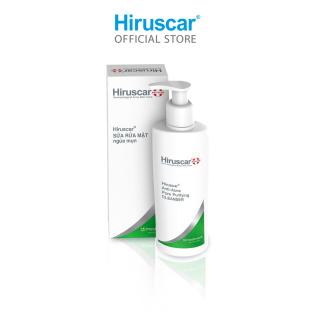 Sữa rửa mặt ngừa mụn Hiruscar Anti-Acne Cleanser+ 100ml thumbnail