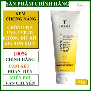 [HCM][IMAGE] Kem chống nắng vật lý dành cho da hỗn hợp Image SPF 50 Prevention+ Daily 91g thumbnail