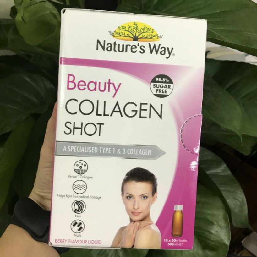 Beauty Collagen Shot 10x50ml