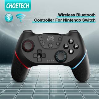 CHOETECH Tay Cầm Chơi Game Bluetooth Không Dây Tay Cầm Điều Khiển Chơi Game Cho Nintendo Switch thumbnail