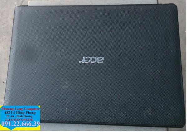 Bảng giá Laptop Acer Aspire 4738Z, Pentium-P6200, RAM 2GB, HDD 320GB, Intel HD Graphics, 14 inch (Vỏ Đẹp) Phong Vũ