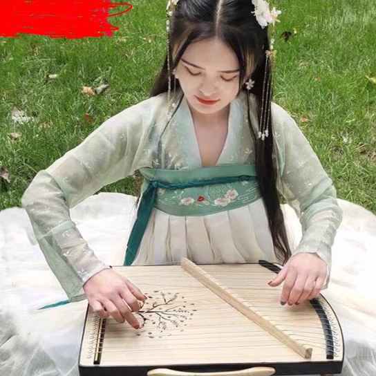 đàn Tập Gảy Guzheng 21 Dây Giá Giảm