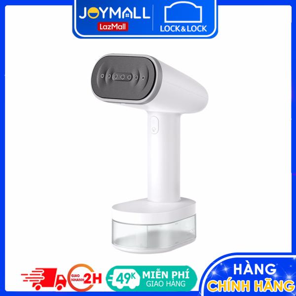 Bàn Ủi Hơi Nước Cầm Tay Lock&Lock Handy Steamer ENI223WHT Thế Hệ Mới - Hàng Chính Hãng - Joymall
