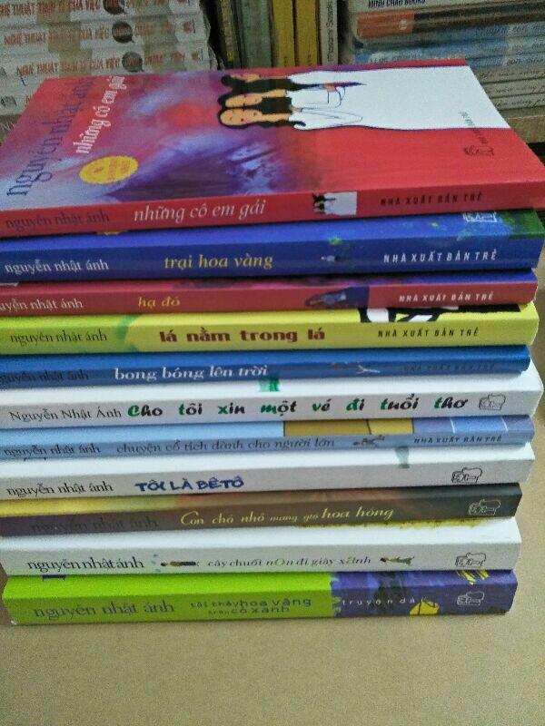 Mua Combo 11 cuốn chuyện hay của Nguyễn Nhật Ánh
